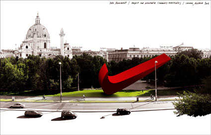 Nikeground Monument