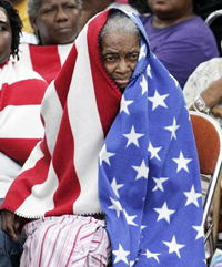 QuestionitNow, Katrina Flag