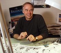Cartoonist Doug Marlette