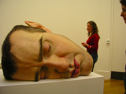 Mask II, Ron Mueck