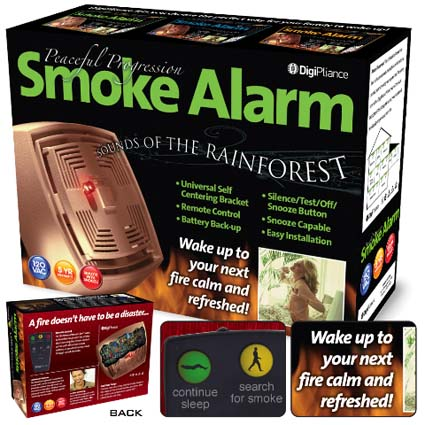 Peaceful Progression Smoke Alarm