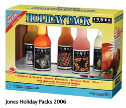 Jones Holiday Packs 2006