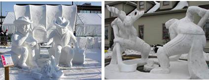 Snowman Art 2