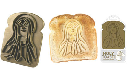 Holy Toast from PerpetualKid.com