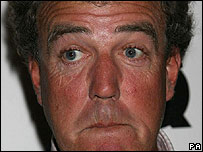 TV Presenter Jeremy Clarkson