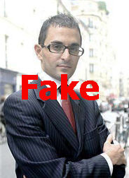 Arash Derambarsh, President of Facebook