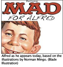 Mad for Alfred Exhibition