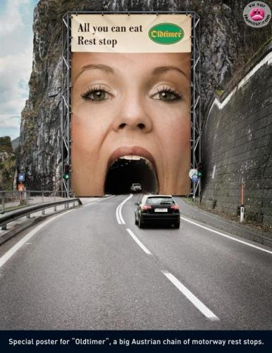 Deep Throat Tunnel