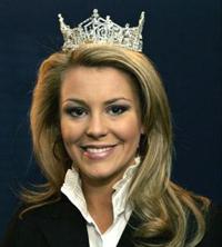 Miss America 2007 Lauren Nelson