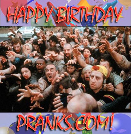 Happy Birthday ArtofthePrank.com