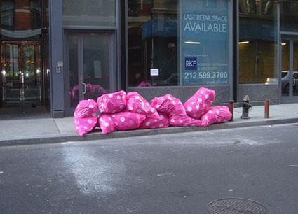 Adrian Kondratowicz's Trash Bags