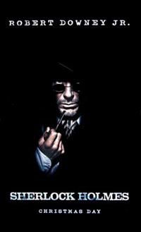 Sherlock Holmes Movie Poster-200
