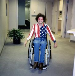 Peter Markus Flag Shirt-1970s