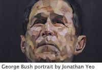George Bush by Jonathan Yeo